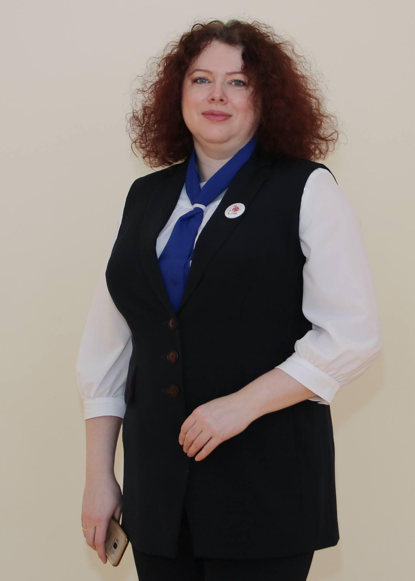 Кирш Екатерина Юрьевна