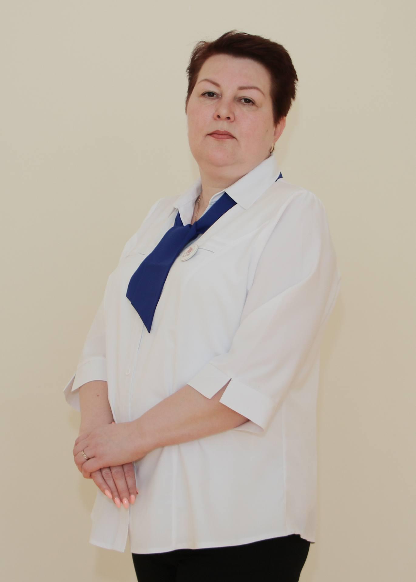 Малышева Яна Анатольевна