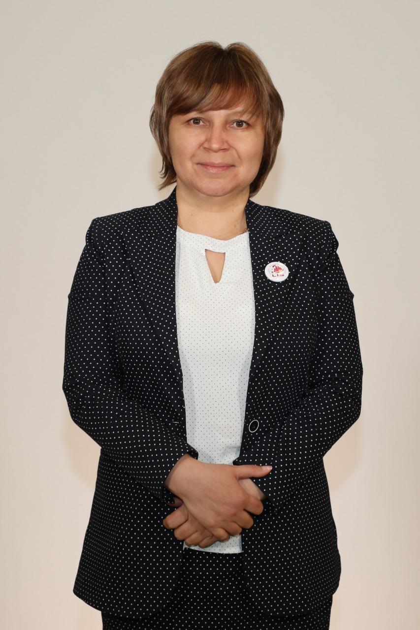 Печенева Светлана Арсентьевна