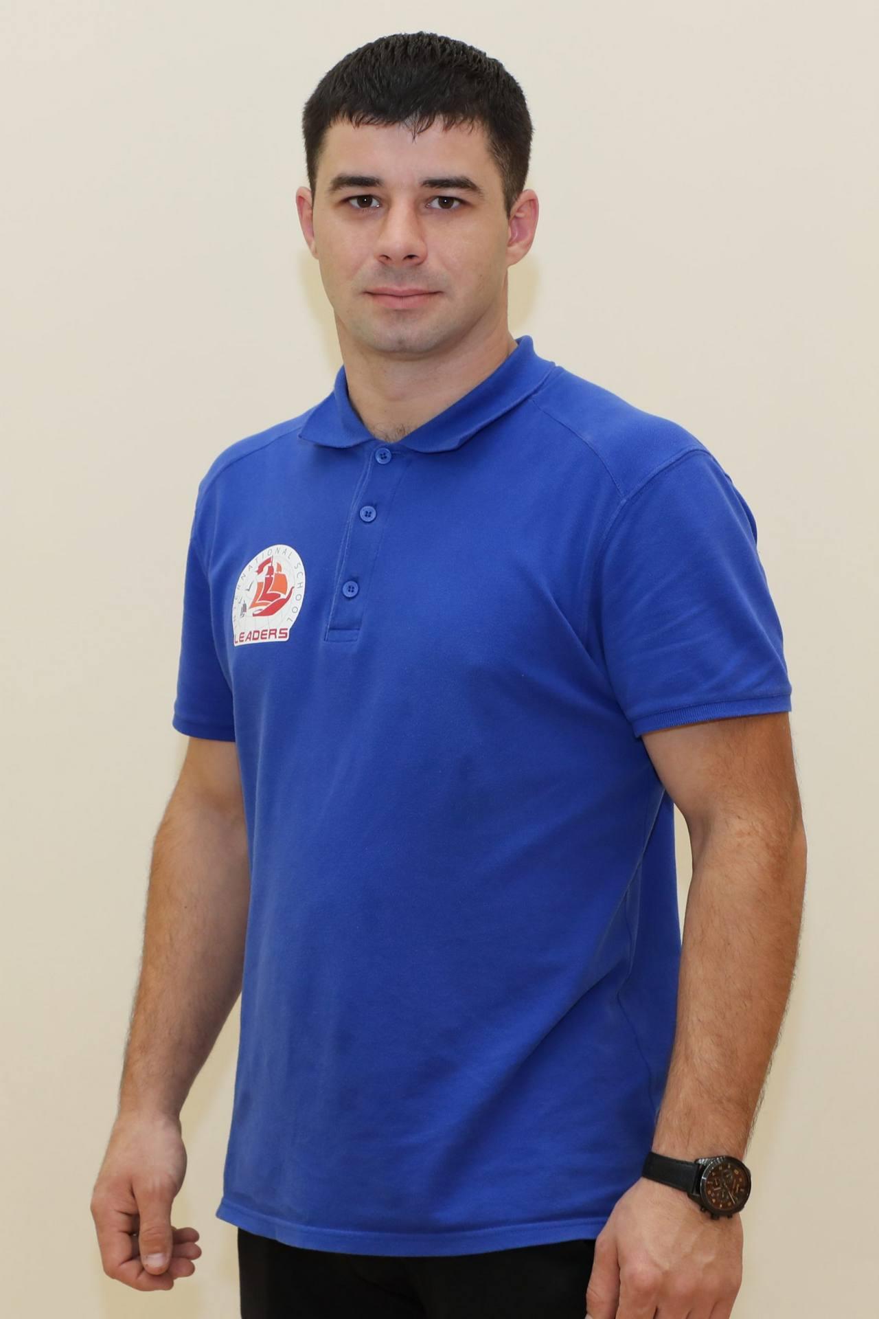 Тимофеев Александр Сергеевич