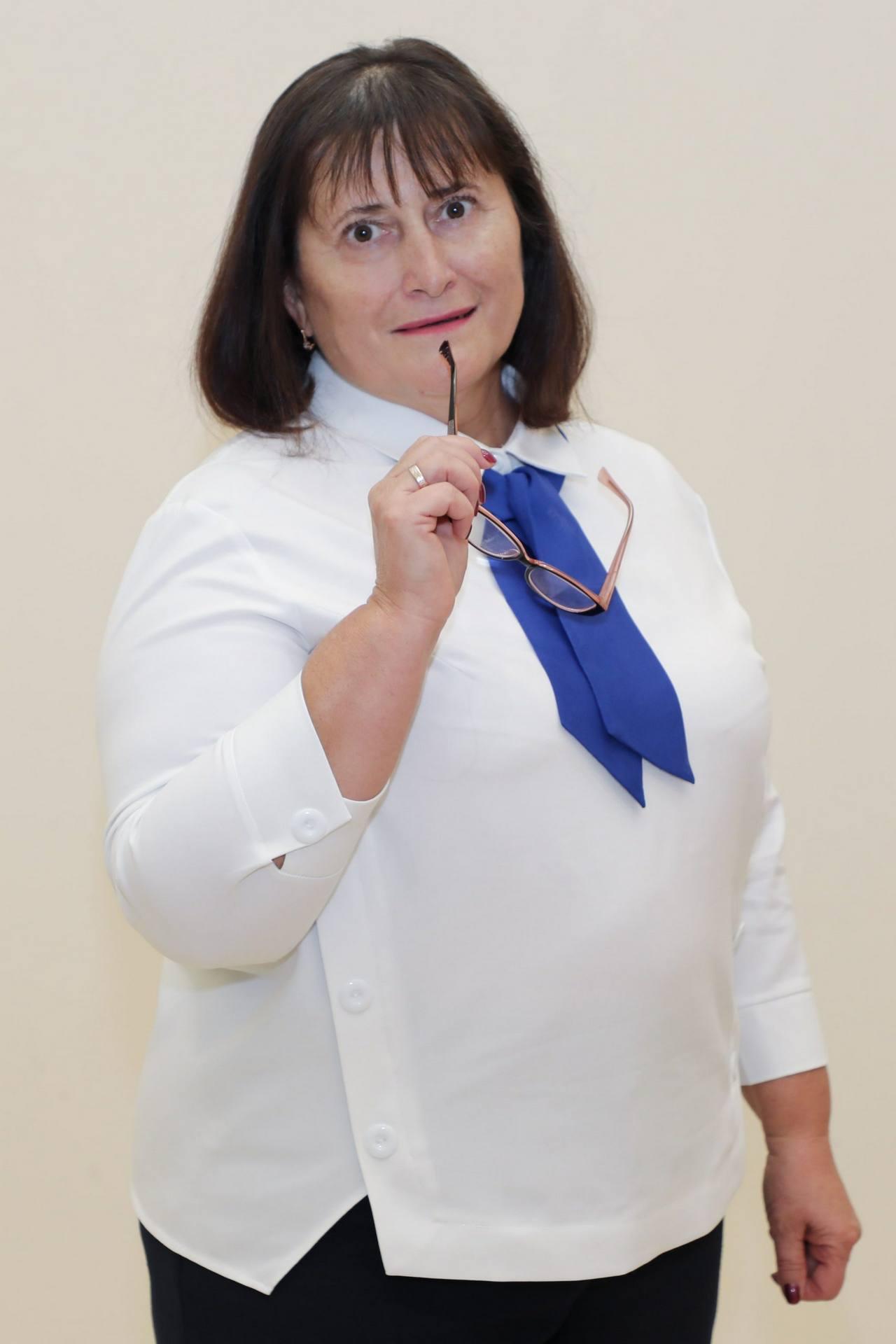 Мичина Татьяна Андреевна
