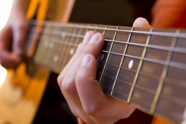 Курс игры на классической гитаре